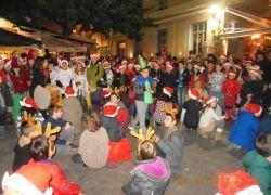 Κυριακή 17 Δεκεμβρίου 2017 Χριστουγεννιάτικη δράση: Καλλανταρίσματα –Μουσικοπαιχνιδίσματα