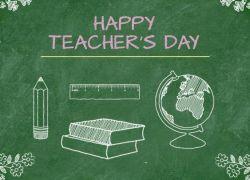 5 Οκτωβρίου Παγκόσμια Ημέρα Εκπαιδευτικών