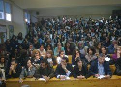 Τρίτη 12 Δεκεμβρίου και ώρα 18:00 μ.μ.                                  Έκτακτη Γενική Συνέλευση                                                                 Ενημέρωση και οργάνωση της απεργιακής κινητοποίησης
