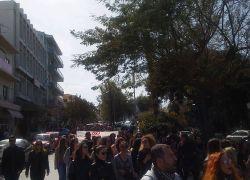 Πέμπτη 14 Ιουνίου, ώρα 12:30 μ.μ. Συλλαλητήριο διαμαρτυρίας ενάντια στα νέα αντιλαϊκά μέτρα Στάση εργασίας 12:00 μ.μ. έως 16:00 μ.μ.
