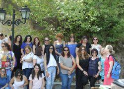 Και περάσαμε όμορφα … στην Εκδρομή της Ομάδας  «Νηπιαγωγοί εν δράσει» στο Ορ. Λασιθίου