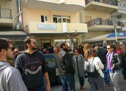 Πέμπτη 13 Σεπτεμβρίου και ώρα 13:30 μ.μ.                  Παράσταση διαμαρτυρίας στην Περιφερειακή Διεύθυνση Κρήτης