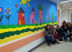 Κοινωνική δράση από την Ομάδα Βιβλίου                                         στην Παιδοαιματολογική κλινική του ΠΑΓΝΗ