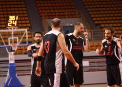 Αγώνας μπάσκετ του Συλλόγου μας με την ομάδα Θεοδωράκης