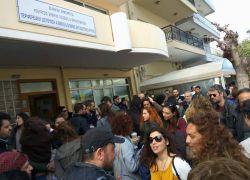 Παρασκευή 5 Οκτωβρίου και ώρα 13:30 μ.μ.                                Παράσταση διαμαρτυρίας στην Περιφερειακή Διεύθυνση Κρήτης με Στάση Εργασίας