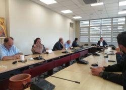 Δελτίο Τύπου Για τη συνάντηση με τη Δημοτική Αρχή του Μινώα Πεδιάδος σχετικά                                                 με τα ακατάλληλα σχολικά κτίρια